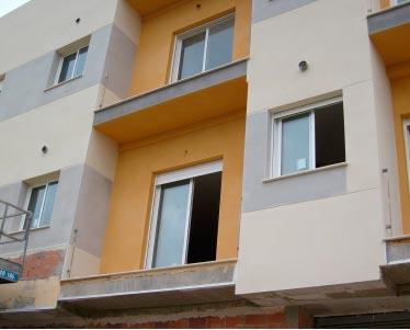Revestimiento de fachada monocapa revestimientos - Mortero monocapa colores ...